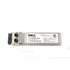 Dell Networking, Transceiver, SFP+, 10GbE, SR, 850nm Wavelength, 300m Reach - Kit