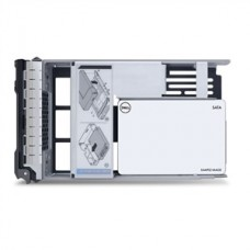 960GB SSD SATA Mix used 6Gbps 512e 2.5in Hot plug, 3.5in HYB CARR Drive,S4610, CK