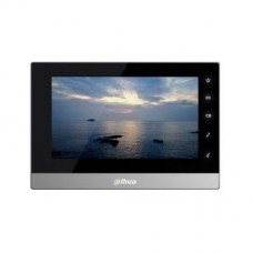 IP- 7'' Touch screen Color indoor Monitor