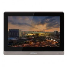 IP- 10'' Touch screen Color indoor Monitor