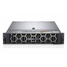 Dell PowerEdge R740 Rack Mount Chassis 2U Sliver- Singel CPU