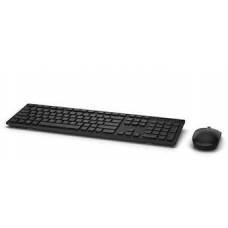 Dell Wireless Keyboard and Mouse - KM636 - Arabic