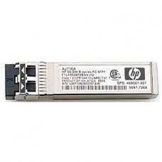 HPE MSA 16Gb SWFC SFP+4 pck